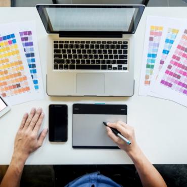 Curso gratuito de Autoedición: Diseño gráfico