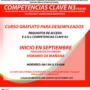 Nuevo curso de Competencias Clave N3